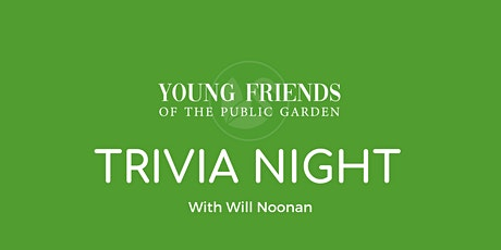 Young Friends Trivia Night tickets