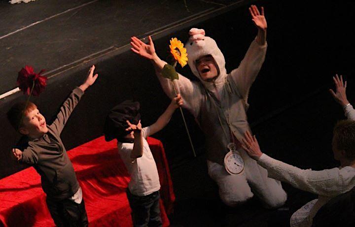 Alice in Wonderland Family Performance image