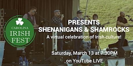Carolina Irish Fest Presents Shenanigans & Shamrocks tickets