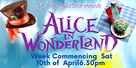 Alice in Wonderland Family Performance tickets