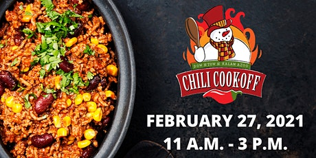 2021 Chili Cook-Off Downtown Kalamazoo tickets