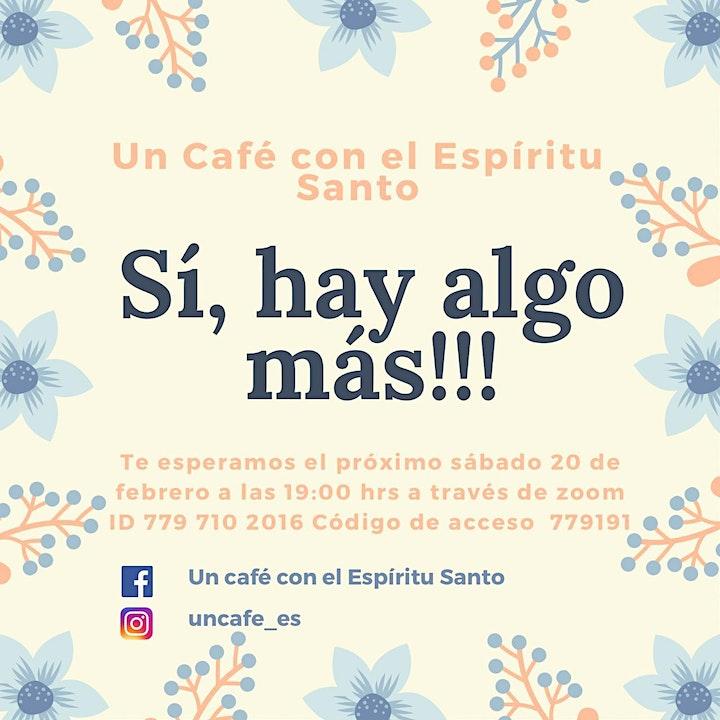 Imagen de UN CAFE CON EL ESPÍRITU SANTO