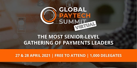 Global PayTech Summit - Virtual tickets