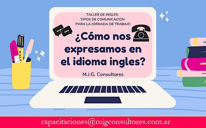 Imagen de Workshop online: Aprendamos inglés jugando