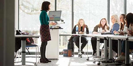 Preparing for Undergraduate study with the Business School (Pre-recorded) tickets