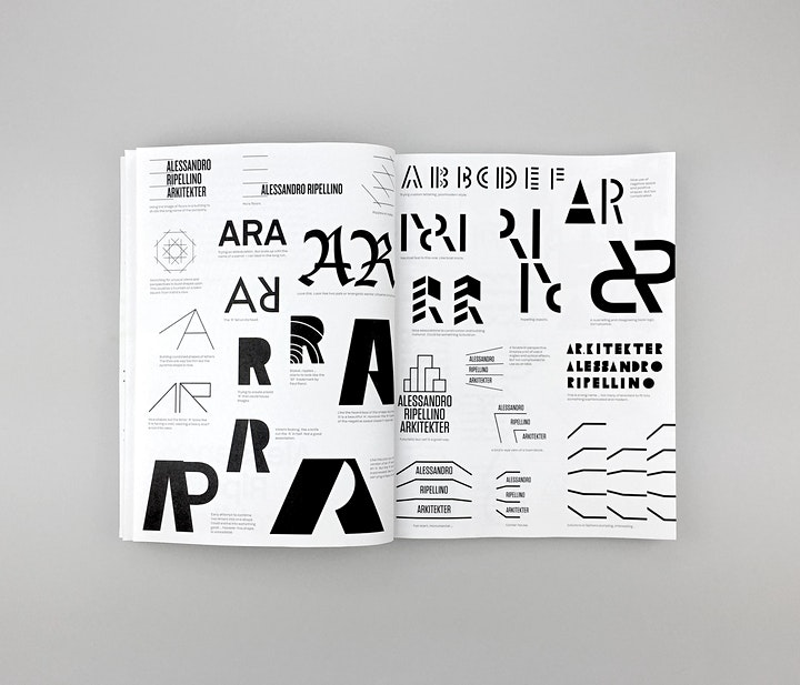 TypoCircle x BankerWessel: Process, marriage and graphic design image