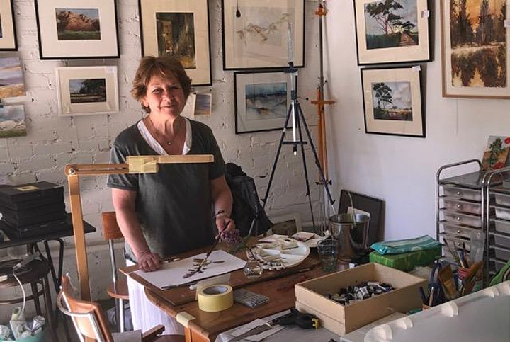 Flourish: Drawing Before You Paint with Lyn Evans image