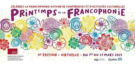 PDLF 2021 - Conférence de François Larocque billets