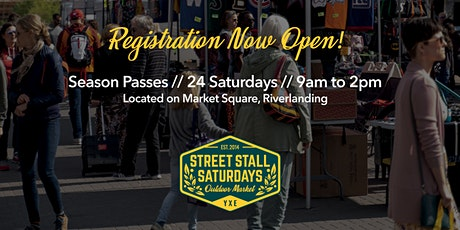 Street Stall Saturdays tickets
