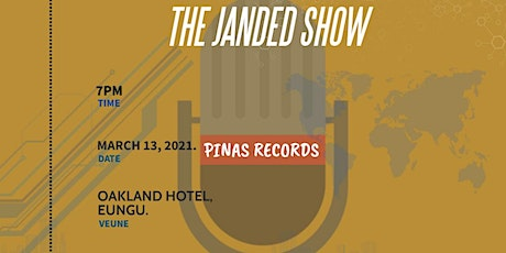THE JANDED SHOW tickets