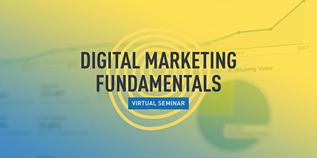 Digital Marketing Fundamentals Tickets