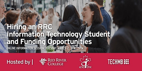 Hiring an RRC Information Technology Student & Funding Opportunities tickets