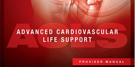 Copy of AHA ACLS Update tickets