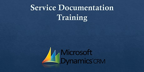 Dynamics CRM Service Documentation Training tickets