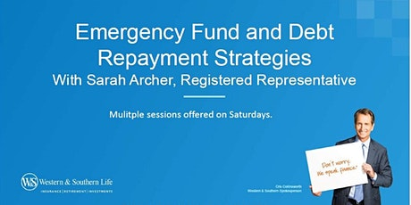 Budget Basics – The Emergency Fund and Debt Repayment Strategies tickets