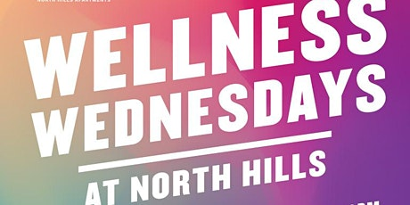 Wellness Wednesday - Spring Series 2021 tickets