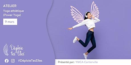 Yoga athlétique (Power Yoga) avec Laura Fée Langlois tickets