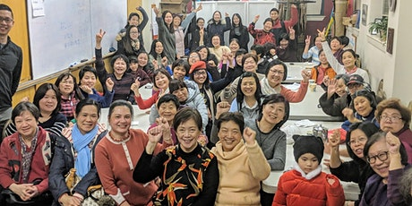 Recover, Organize, Empower: Celebrating Lunar New Year and IWD tickets