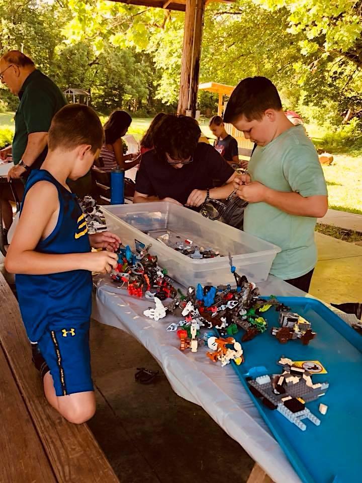 BrickWorks: A Kid-Friendly Family Focused Service Program by Hollis image
