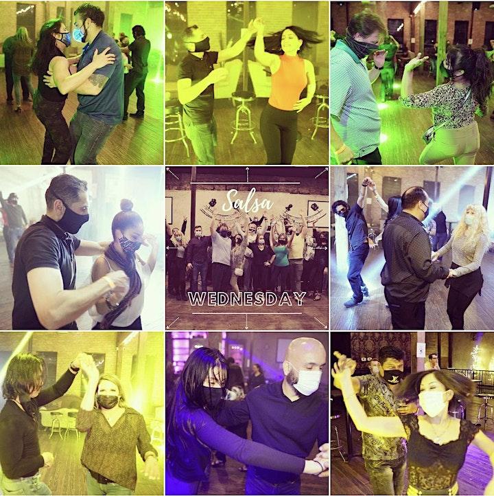 Salsa Wednesday in Houston @ Henke & Pillot 08/04 image