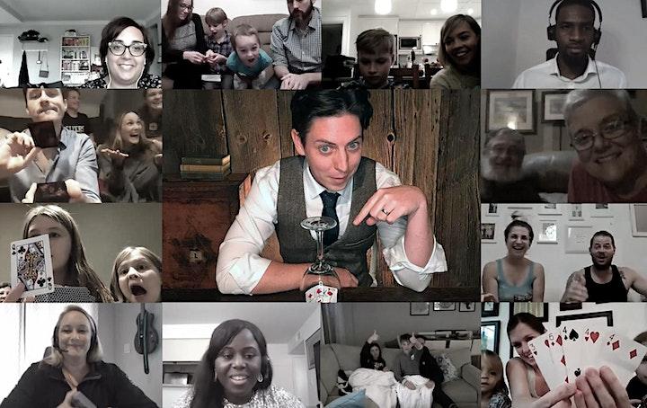 Nicholas Wallace - Live from my basement image