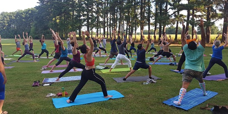 Yoga in the Park - March 15th-  Reservation Required tickets