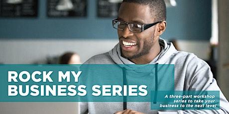 Rock My Business Plan | Manitoba + Saskatchewan | Apr. 15, 2021 tickets
