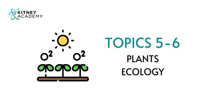 Online Intensive Biology Course : Plants and Ecology tickets