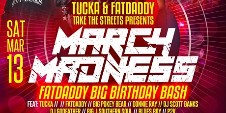 Fatdaddy  Birthday Bash tickets
