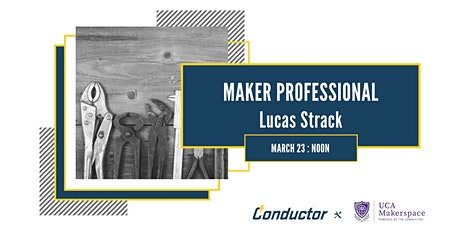 Maker Professional: Lucas Strack tickets