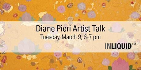 Diane Pieri Artist Talk tickets