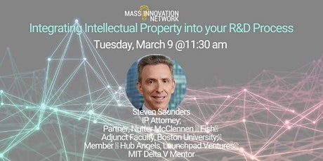 Integrating Intellectual Property into your R&D Process tickets