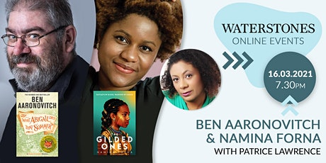 Fantasy Worlds: Ben Aaronovitch, Namina Forna & Patrice Lawrence tickets