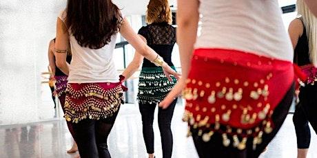 Free Virtual Beginner Belly Dance Class tickets