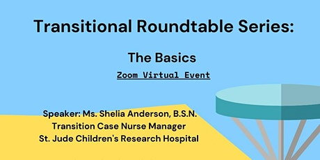 Transitional Roundtable Series tickets