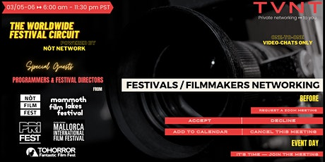 Worldwide Festival Circuit | FILMMAKERS ONE-TO-ONE powered by NÒTNETWORK tickets