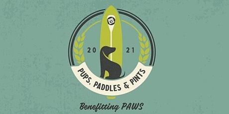 Pups, Paddles & Pints BOTE paddleboard drawing tickets tickets