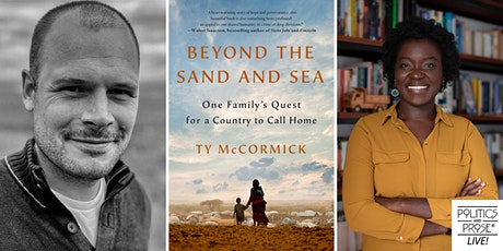 P&P Live! Ty Mccormick | BEYOND THE SAND AND SEA with Nanjala Nyabola tickets