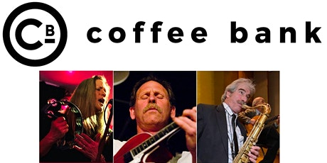Coffee Bank Presents Live Jazz on the Patio tickets
