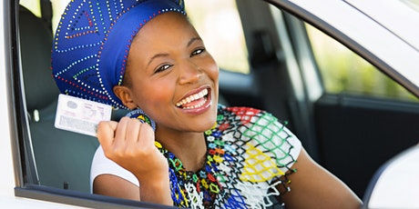 A License to Drive Change - African Women of all Ages tickets