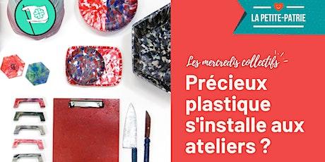 Précieux plastique s'installe aux Ateliers ? billets