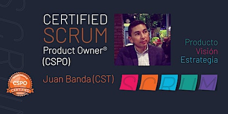 Certified Scrum Product Owner® billets