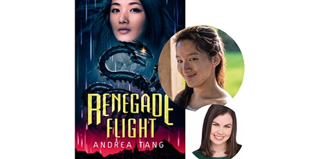 Book Launch with Andrea Tang for RENEGADE FLIGHT tickets