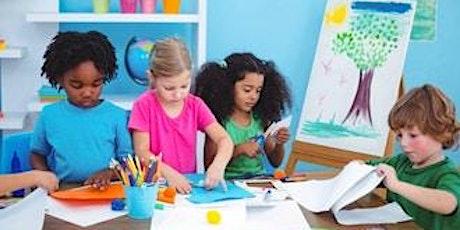 Young Creatives Open Studio (Children's Art Class) tickets