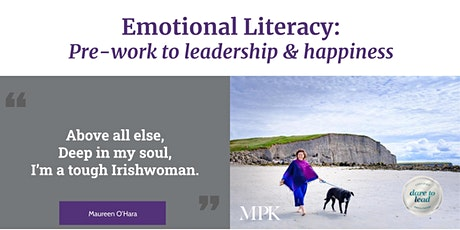 Essential Daring Leadership Skills: Emotional Intelligence & Literacy tickets