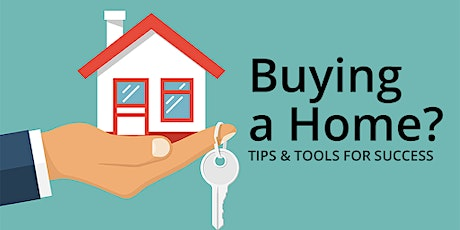 Home Buying 101:  Strategies for Buying a Home with Less Stress!  tickets