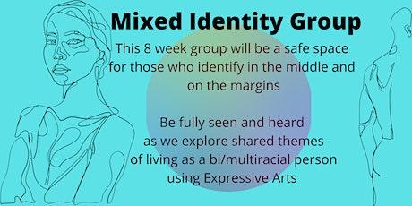 Mixed Identity Group tickets