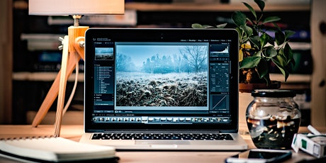 Virtual Photography Class | Lightroom 101 tickets