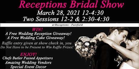 Receptions Bridal Show - Two Sessions tickets