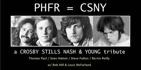 Crosby, Stills, Nash and Young Tribute tickets